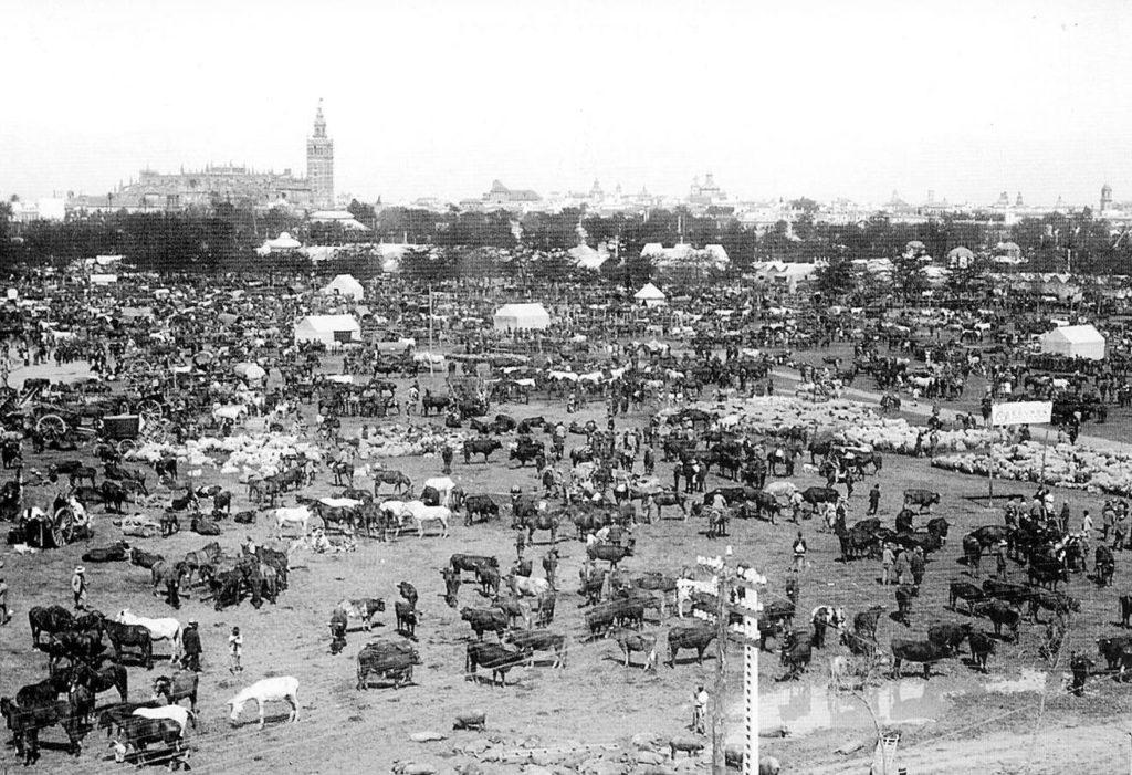 Feria Seville 1925